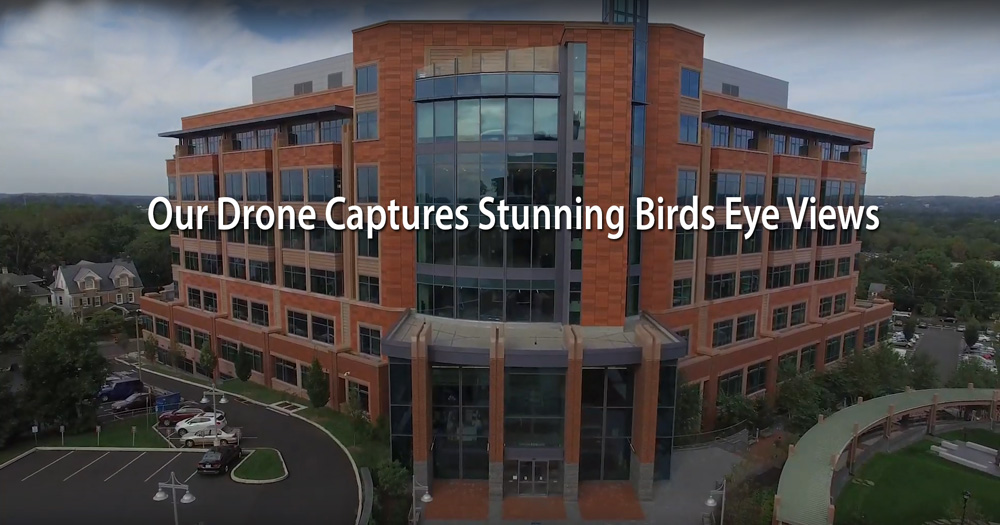 Drone Video- New Perspective!